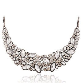 Shining Short Crystal Necklace