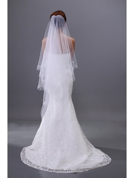Gorgeous Chapel Wedding Veil