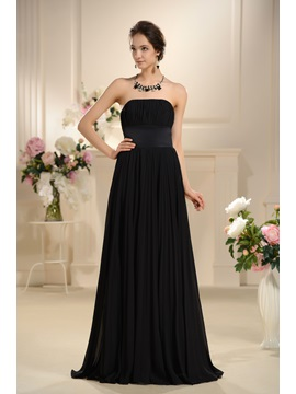 Enchanting Pleats A-Line Sweetheart Neckline Floor-Length Bridsmaid Dress & Bridesmaid Dresses for less