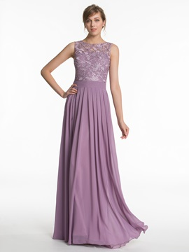 Beautiful Long Chiffon Bridesmaid Dress & vintage Bridesmaid Dresses