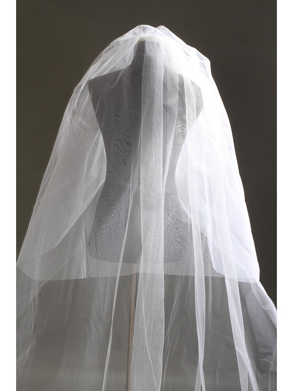 2 Layer Cathedral Wedding Veil