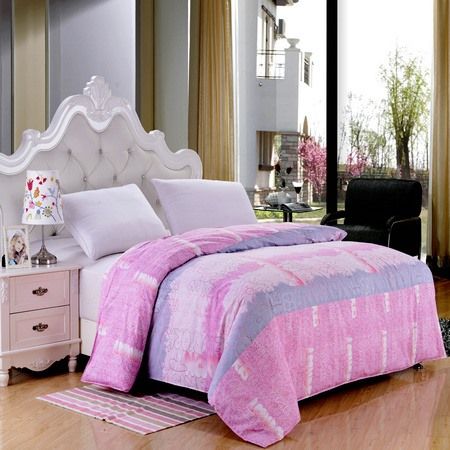 Classic Pattern Polyester Twin/Queen Size Duvet Cover