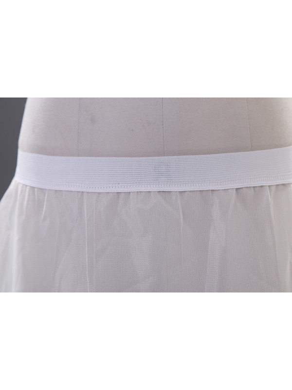 Three Steel Wires A-Line Wedding Petticoat