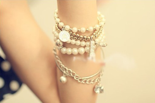 Boutique Hot Selling Pearl Bracelet