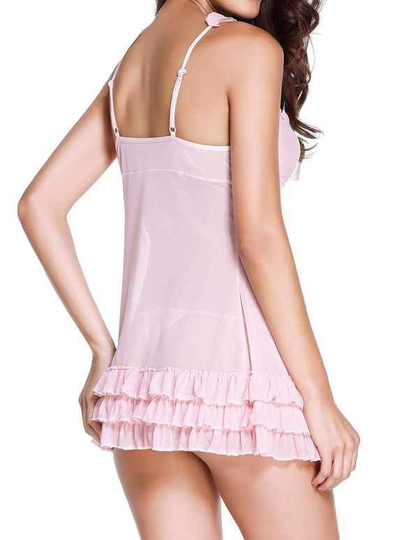 Sexy Lace Babydoll Lingerie