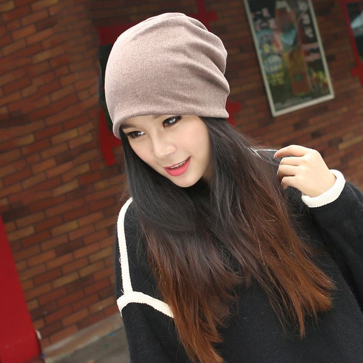 Multi Color Winter Popular All-matched Hat
