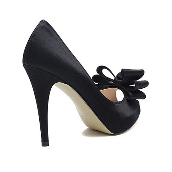 Stunning Cloth Upper Wedding/Party Stiletto Shoes